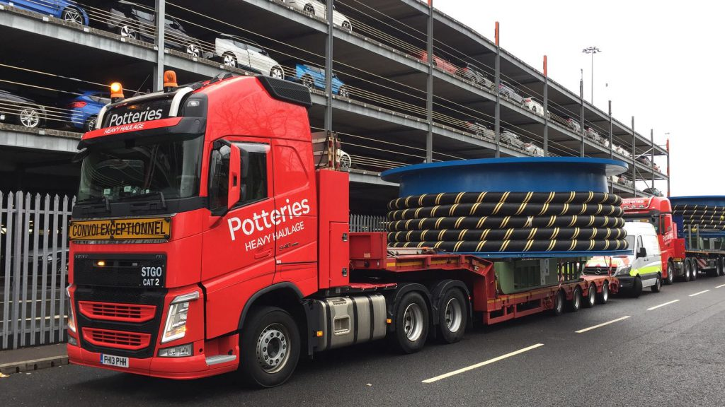 Abnormal Load Permit Applications