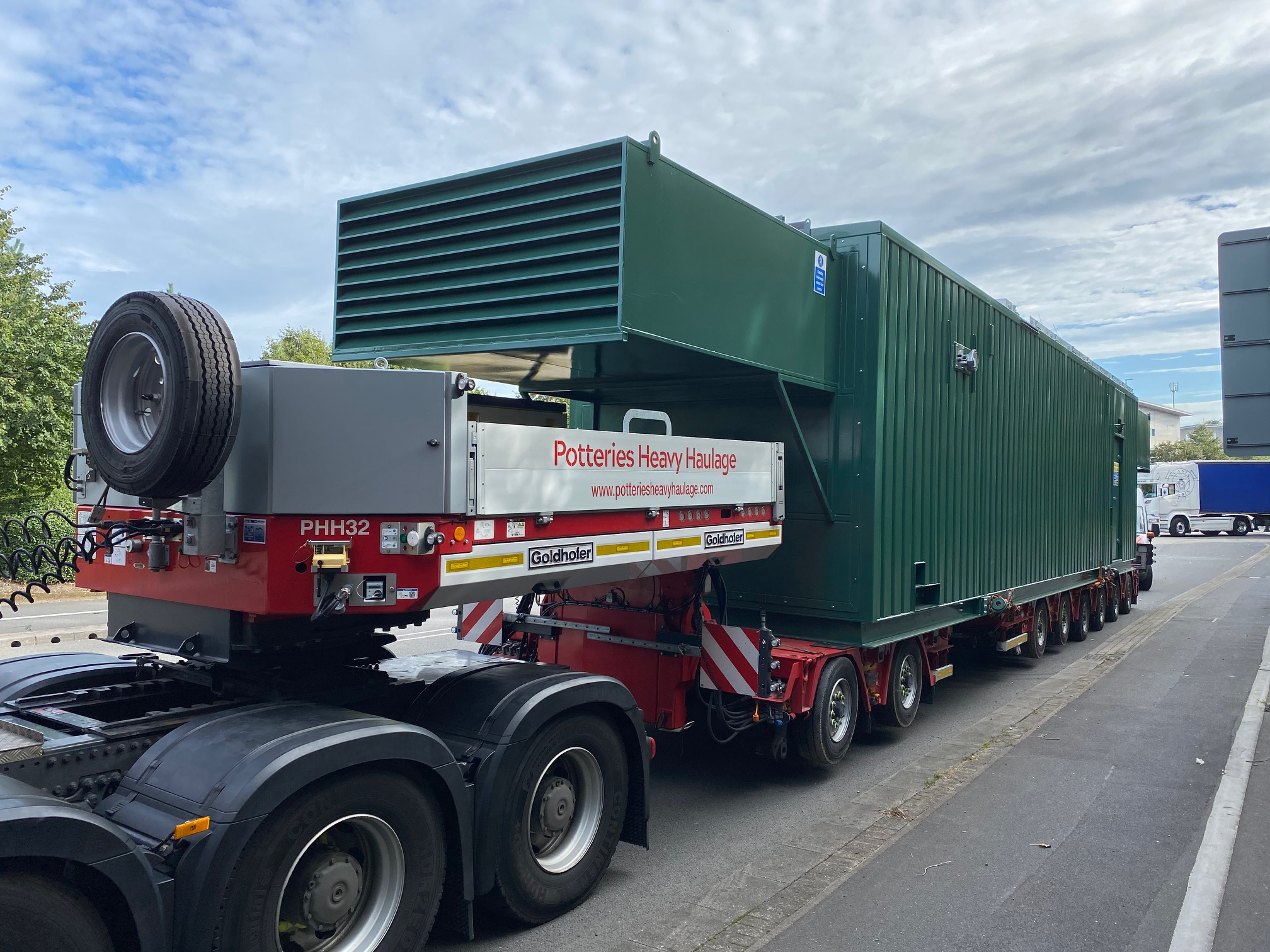CHP System Transport